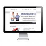 бизнес вордпресс тема для сферы услуг