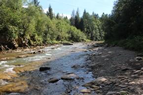 karpaty reka