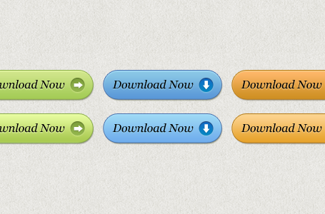 Скачать круглые кнопки Download
