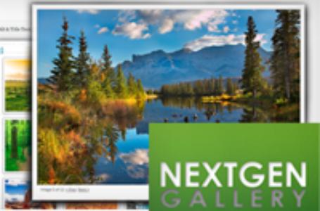 NextGEN Gallery — лучший WordPress плагин для создания фотогалерей