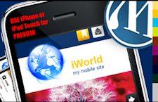 мобильные темы wordpress