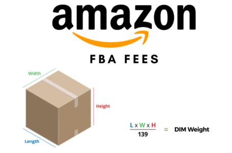 Формула расчета объемного веса у Amazon