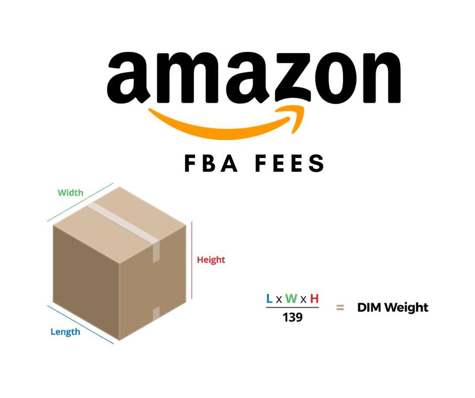 объемный вес формула amazon